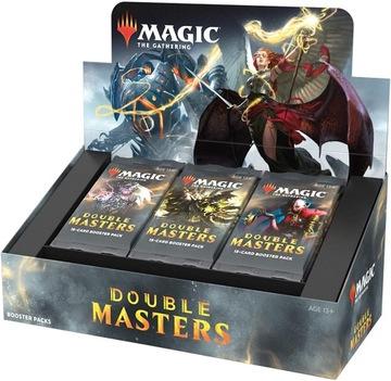 Magic: The Gathering Double Masters 24 Boostery FR доставка товаров из Польши и Allegro на русском