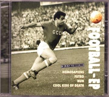 FOOTBALL-EP, SISSY RECORDS [CD] доставка товаров из Польши и Allegro на русском