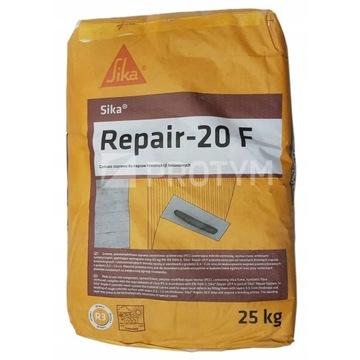 Sika Repair 20F ремонтный раствор уравнительная 25кг доставка товаров из Польши и Allegro на русском