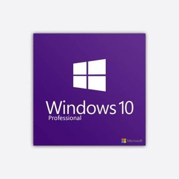 Microsoft Windows 10 Professional 32/64 доставка товаров из Польши и Allegro на русском