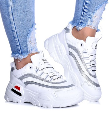 Женская обувь Кроссовки sneakersy стиль Fila 3 В р. 38 доставка товаров из Польши и Allegro на русском