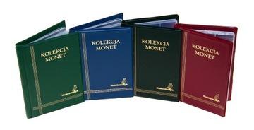 KLASER ALBUM KIESZONKOWY NA 120 MONET доставка товаров из Польши и Allegro на русском