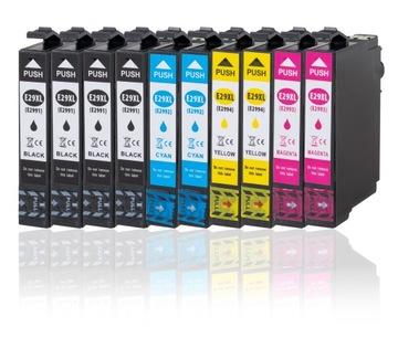 10x Чернила для принтера Epson T2991 XP245 XP342 XP435 доставка товаров из Польши и Allegro на русском