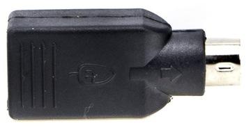 Переходник / адаптер USB женский к PS2 мужской доставка товаров из Польши и Allegro на русском