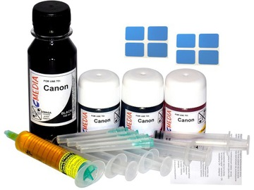 Чернила для Canon PG 37 540 545 560 CL 511 541 546 561 доставка товаров из Польши и Allegro на русском