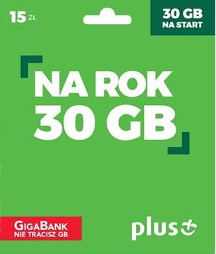 интернет, Плюс на карту 30GB на СТАРТ 30GB на ГОД доставка товаров из Польши и Allegro на русском