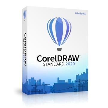 COREL 2020 СТАНДАРТ CorelDRAW PL/EN WIN 32/64-BIT доставка товаров из Польши и Allegro на русском