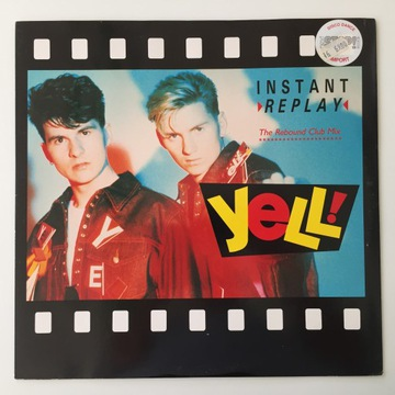 Yell! Instant Replay [EX+/EX-] C96 доставка товаров из Польши и Allegro на русском