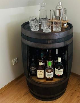 dębowa beczka barek - beczka ze Szkocji po whisky доставка товаров из Польши и Allegro на русском
