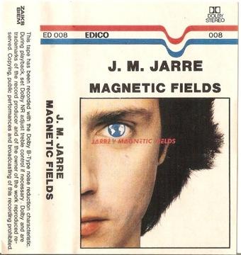 Jean Michel Jarre - Magnetic Fields доставка товаров из Польши и Allegro на русском