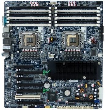 HP 576202-001 DUAL s.1366 DDR3 Z800 460838-002 доставка товаров из Польши и Allegro на русском