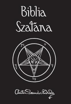 Biblia Szatana, Anton Szandor LaVey доставка товаров из Польши и Allegro на русском