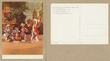 КЕРАМИКА фарфор Meissen Германия фигурки доставка товаров из Польши и Allegro на русском