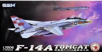 GWH L7206 F-14A Tomcat 1:72 доставка товаров из Польши и Allegro на русском
