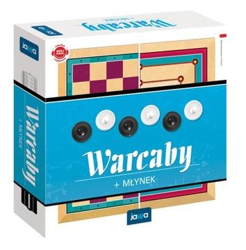KLASYKA GRA WARCABY + MŁYNEK JAWA GRA-63 доставка товаров из Польши и Allegro на русском