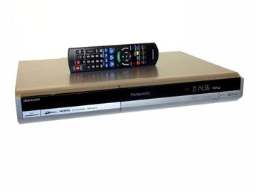 PANASONIC DVD-HDD 250GB JPEG, DiVX, HDMI доставка товаров из Польши и Allegro на русском
