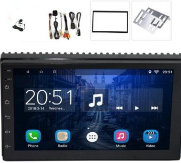 Автомагнитола 2 din 7 дюймов android 8.1 доставка товаров из Польши и Allegro на русском