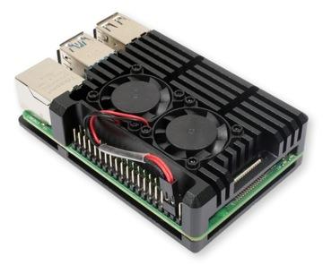 Набор Raspberry Pi4 B 4GB ОХЛАЖДЕНИЕ ACTIV+пополните. доставка товаров из Польши и Allegro на русском