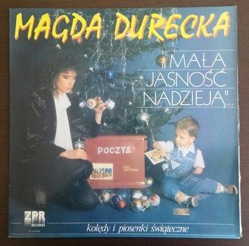 MAGDA DURECKA - KOLĘDY I PIOSENKI ŚWIĄTECZNE - LP доставка товаров из Польши и Allegro на русском