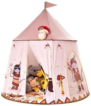 NAMIOT dla Dzieci do Domu Domek INDIAŃSKI TIPI доставка товаров из Польши и Allegro на русском