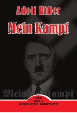 MEIN KAMPF, Adolf Hitler доставка товаров из Польши и Allegro на русском