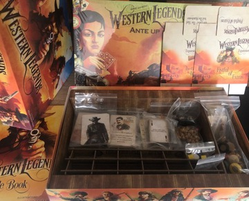 Western Legends (eng) + Ante Up + 2 dodatki (KS) доставка товаров из Польши и Allegro на русском