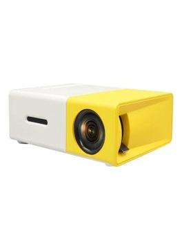 Проектор LED Портативный мини-Проектор YG300 FullHD доставка товаров из Польши и Allegro на русском