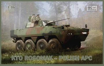 IBG KTO Rosomak Polish APC доставка товаров из Польши и Allegro на русском