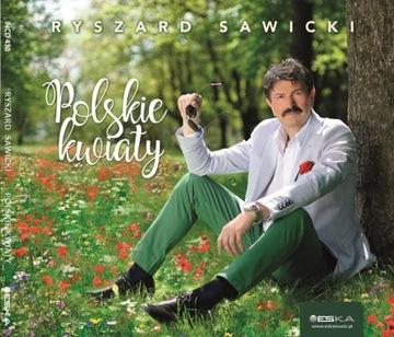 АНТОН САВИЦКИЙ: ПОЛЬСКИЕ ЦВЕТЫ [CD] доставка товаров из Польши и Allegro на русском