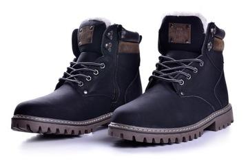 Мужские зимние утепленные ботинки Timber 2 Походные ботинки s.44 доставка товаров из Польши и Allegro на русском