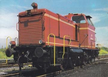 LOKOMOTYWA - 265 003-4 - NIEMCY доставка товаров из Польши и Allegro на русском