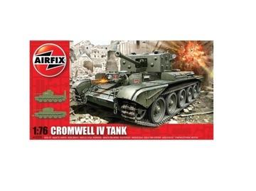 Танк Cromwell Mk.И модель для склеивания Airfix 1:76 доставка товаров из Польши и Allegro на русском
