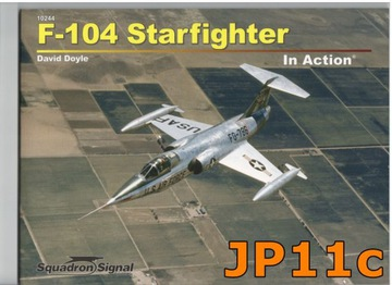 F-104 Starfighter in action - Squadron/Signal доставка товаров из Польши и Allegro на русском