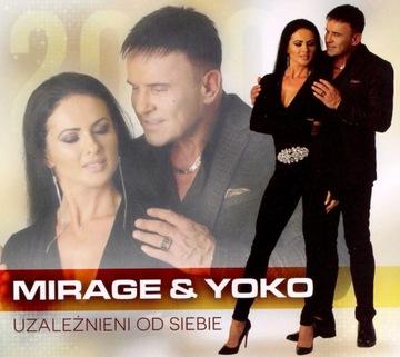 MIRAGE+ЙОКО: ЗАВИСИМЫ ДРУГ ОТ ДРУГА (CD) доставка товаров из Польши и Allegro на русском
