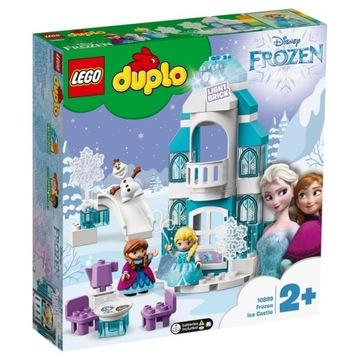 LEGO DUPLO Замок из Земли льда 10899 доставка товаров из Польши и Allegro на русском
