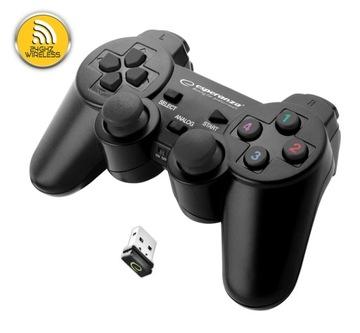 PAD BEZPRZEWODOWY DO PS3 PC PLAYSTATION 3 JOY WIBR доставка товаров из Польши и Allegro на русском