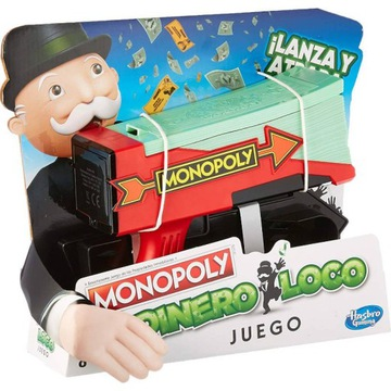 MONOPOLY MONEY RAIN GAME HASBRO  доставка товаров из Польши и Allegro на русском