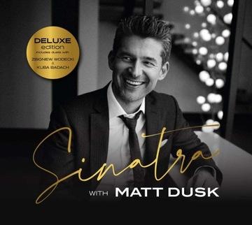 Sinatra with Matt Dusk (Deluxe Edition) [CD] доставка товаров из Польши и Allegro на русском