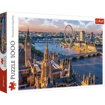 ЗАГАДКА 1000 шт. Лондон  доставка товаров из Польши и Allegro на русском