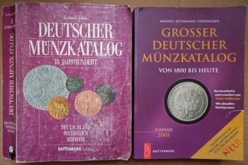 Каталог немецких монет XVIII-XX века. - Комплект доставка товаров из Польши и Allegro на русском