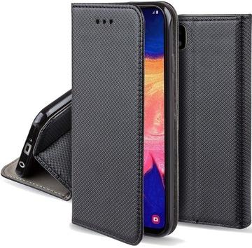 ЧЕХОЛ SMART MAGNET + СТЕКЛО 9H для Samsung Galaxy A10 доставка товаров из Польши и Allegro на русском