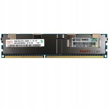 (ПАМЯТЬ HP 16GB 4Rx4 PC3-8500R 500207-171) доставка товаров из Польши и Allegro на русском