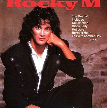 Rocky M - The Best Of Rocky M 2016 ALBUM CD доставка товаров из Польши и Allegro на русском