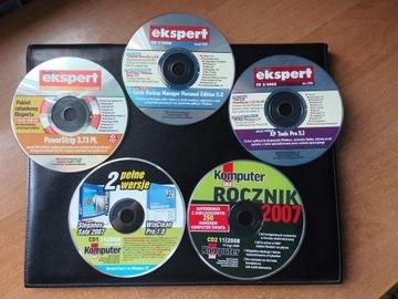 KOMPUTER ŚWIAT EXPERT PŁYT CD 1/06 2/06 1/07 11/08 доставка товаров из Польши и Allegro на русском