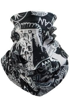 Дымоход на лицо платок многофункциональный повязка 4fun доставка товаров из Польши и Allegro на русском
