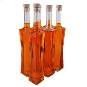 Butelka na wino,nalewkę Magnum 500 ml+korekGrzybek доставка товаров из Польши и Allegro на русском