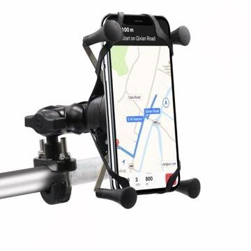 Мотоцикл держатель RAM на телефон скутер motor доставка товаров из Польши и Allegro на русском