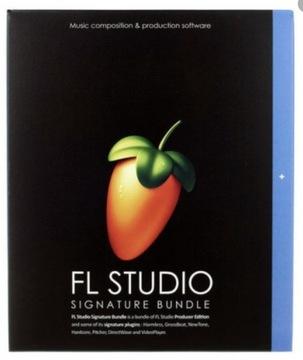 FL Studio 20 Signature Bundle - версия по электронной почте доставка товаров из Польши и Allegro на русском