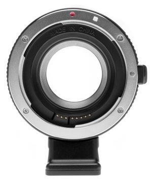 COMMLITE Adapter Canon EOS M EF-M na Canon EOS EF доставка товаров из Польши и Allegro на русском