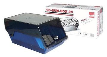 Стенд Сортировщик Box Закрывается Коробка для КОМПАКТ-диска доставка товаров из Польши и Allegro на русском